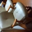 椅子2脚(キャスター付き)