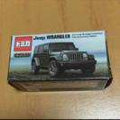 非売品 トミカ Jeep.WRANGLER