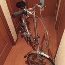 ダホン折り畳み自転車初期モデル