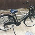 【1/26まで】 自転車 ママちゃり 差し上げます。