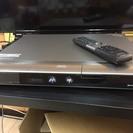 011900 HDD250GB容量DVDレコーダー シャープ