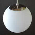 丸型 ペンダントライト W-7101 ガラスボール