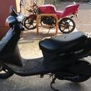 SUZUKI レッツ2とバイクを交換してほしいです。