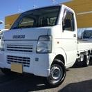 【4WD&5MT】 ★ 軽トラ キャリィトラック ★ 車検29/4...