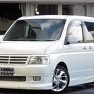 【誰でも車がローンで買えます】 H14 ステップワゴン K 完全自...