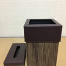 【ゴミ箱&ティッシュケース】セット