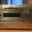 SONY CD/MDコンポ