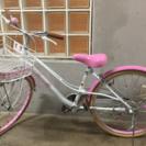 女の子 自転車