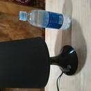 IKEA  イケア  LAMPAN テーブルランプ 中古 黒、グレー