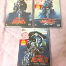 劇場版 機動戦士ガンダム 全3巻セット DVD