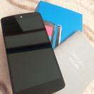 ネクサス5(Nexus5)32GB.simフリー、ワイモバイル版