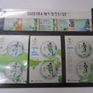 【2002 FIFA ワールドカップ】記念切手★切手シート★韓国★未使用
