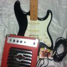 ギター&アンプ全部セットです