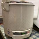ガス炊飯器 未使用
