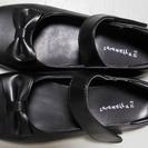 新品 入学式 結婚式 式典 フォーマル 靴 黒