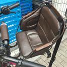 自転車前用チャイルドシート
