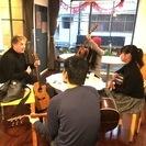 2/4(土) 英語でアコースティックギター!大阪心斎橋~ Russ...