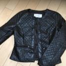 Rady ✨合皮キルティングジャケット