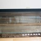 オールガラススリム水槽90cm