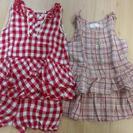 女の子用服(100)