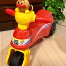 引っ越し☆アンパンマン バイク☆
