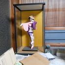 阿波踊りの人形