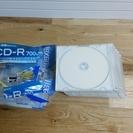 空のCD-R 700MB(マクセル品) 14枚