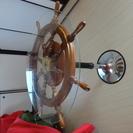 舵輪テーブル