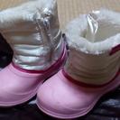 子供用 ムートン風ブーツ(IGNIO) 16cm