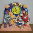 インテリア おもちゃ風の時計