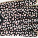 【洋服300円均一♪】【状態良いものだけ出品します♪】花柄ワンピース♪