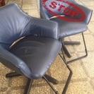 美容室で使用していた椅子