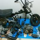ベース、フォーゲル。エンジン希少YSR80