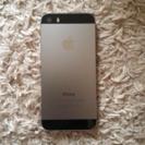 超美品 iPhone5s 本体