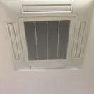 業務用エアコン、新品と中古の交換(有償)