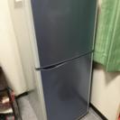 【取引中】冷蔵庫 136l 2002年式 三菱 MR-14B