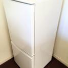 2015年 SHARP 2ドア冷蔵庫 137L 板橋区