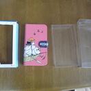 アイフォン6/6S用カバー(ムーミン、未使用)