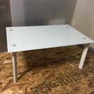 LC010617 シンプルガラステーブル