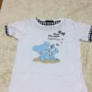 ポンポネットTシャツ M