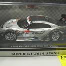 【ミニカー】美品!EBBRO製 SUPER GT500 2014 ...