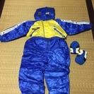 子供用サイズ100cm 男の子用向き防寒着