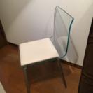 椅子 ガラス製