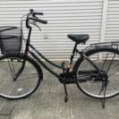 動作OK シンプル シティサイクル 自転車 ママチャリ