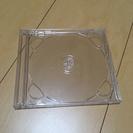 CDプラケース / クリア / 2枚組用 × 5個