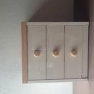 小物収納 木製3段ミニチェスト