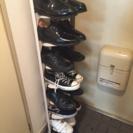 靴箱 靴置き
