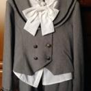 小学校卒業式スーツ