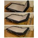 【終了】【商談中】折りたたみベッド(リクライニング式)