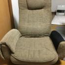 リクライニング回転座椅子  ジャンク
